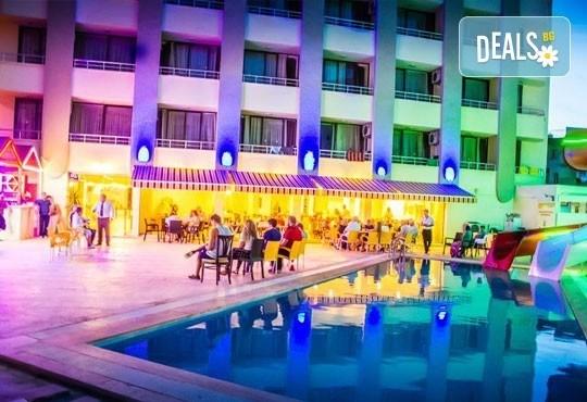 Last Minute! Почивка в Дидим, Турция: 4,5,7 нощувки на база All inclusive в Letoon 3*, безплатно за дете до 6,99 г. - Снимка 1