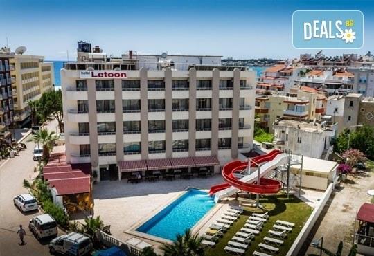 Лятна почивка през май и юни в Дидим, Турция: 7 нощувки на база All inclusive в Letoon 3*, безплатно за дете до 6,99 г. - Снимка 1