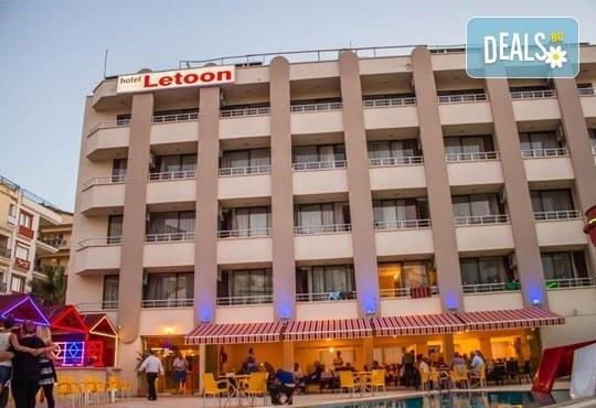 Лятна почивка през май и юни в Дидим, Турция: 7 нощувки на база All inclusive в Letoon 3*, безплатно за дете до 6,99 г. - Снимка 14