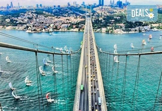 Екскурзия в период по избор до Истанбул с Караджъ Турс! 2 нощувки със закуски в хотел 2*/3* или 4*, 1 вечеря в GAR Music Hall и транспорт! - Снимка 1