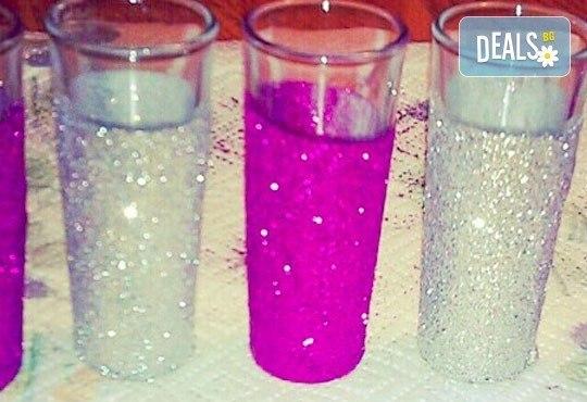 Поднесете питието подобаващо! Чаша за вино, шампанско или шот Блясък от Magic Print - Снимка 8