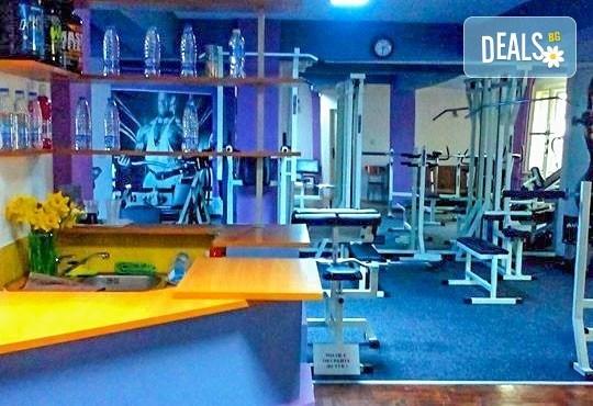 Здрав дух в здраво тяло! 6 фитнес тренировки за един месец от Спортен клуб по културизъм Алпина! - Снимка 2