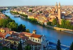 Юли във Верона и Венеция, Италия: 3 нощувки, закуски, транспорт и програма