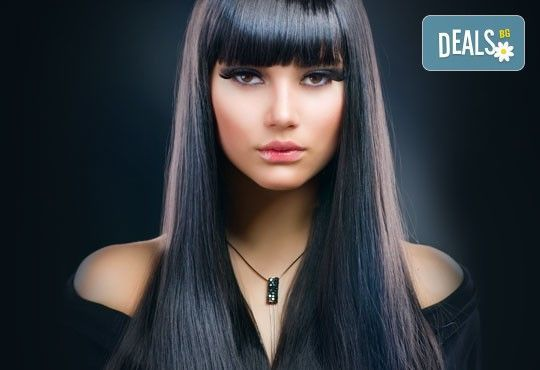 Пробвайте хита във фризьорството - полиране на коса с полировчик в студио Мона Лиза, Пловдив! - Снимка 1