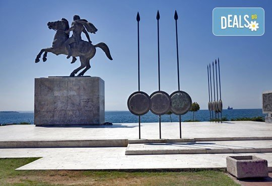 Слънчев уикенд в Гърция в период по избор! 2 нощувки в Солун и на Олимпийската ривиера със закуски и транспорт! - Снимка 1