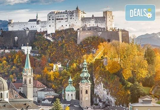 Екскурзия до Венеция, Залцбург, Виена и Будапеща! 4 нощувки със закуски, транспорт и водач от България Травъл! - Снимка 3