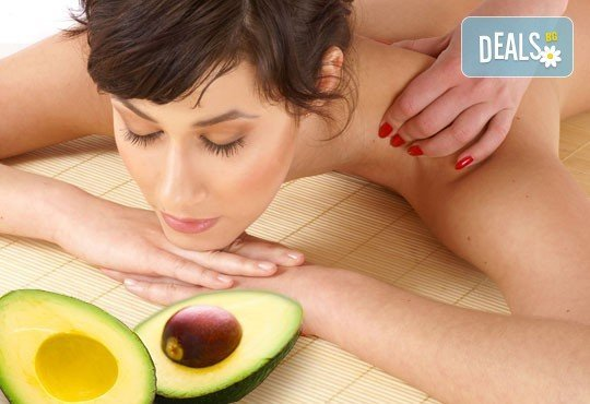 80-минутен масаж на цяло тяло, глава, ходила и длани с масло от жожоба и авокадо в студио за масажи Нели! - Снимка 1