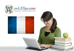 Онлайн курс по френски език, IQ Тест и удостоверение, onLEXpa.com
