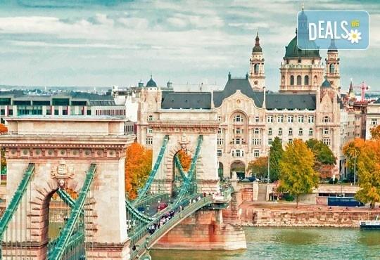 Екскурзия до Будапеща през май с Глобус Тур! 2 нощувки със закуски в хотел 4*, транспорт, пътни и магистрални такси, екскурзовод - Снимка 1