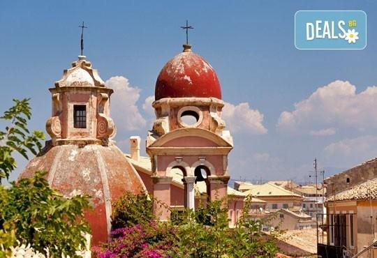Хайде с нас до остров Корфу, Гърция през май! 3 нощувки със закуски и вечери, транспорт и екскурзовод от Глобус Тур! - Снимка 2