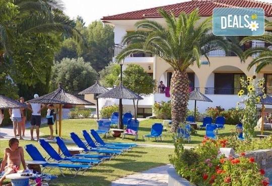 Ранни записвания за почивка в Chrousso Village Hotel 4*, Касандра, Гърция! 5 нощувки на база All Inclusive, ползване на басейн с чадъри и шезлонги! - Снимка 13