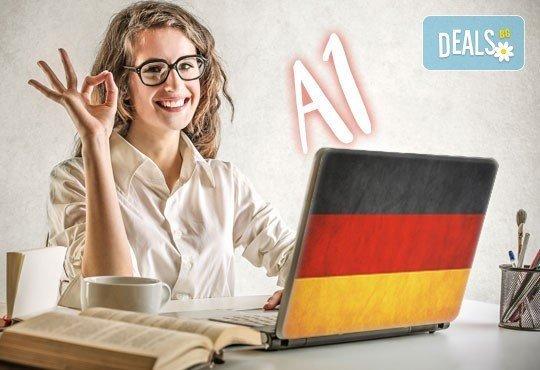 Курс по немски език на ниво А1, 120 часа групово и онлайн обучение в езиков център Асториа Груп! - Снимка 1