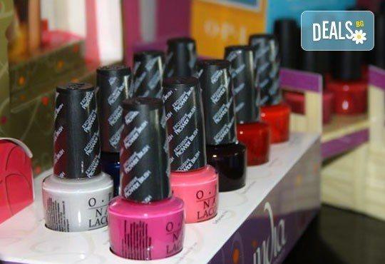 Най-доброто за Вашия маникюр! Поддръжка на ноктопластика с гел или гел върху естествени нокти в студио за красота Noir - Снимка 2