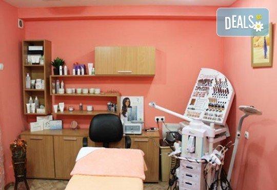 Поглезете се с розова терапия с пилинг, масаж на цяло тяло, деколте и стъпала в салон Престиж, Яворец! - Снимка 6