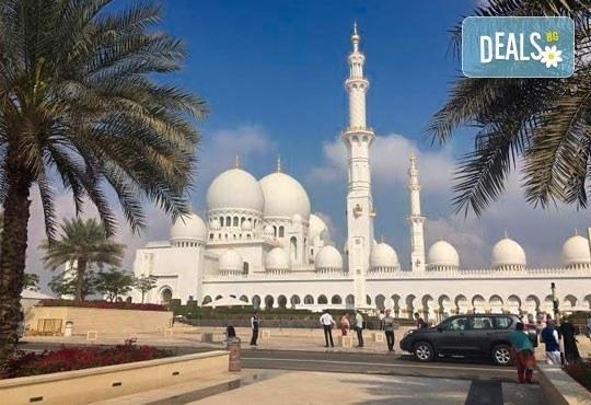 Екскурзия до Дубай през юни с Лале тур! 3 нощувки със закуски в хотел Grandeur 3*, самолетен билет, летищни такси и трансфери! - Снимка 1