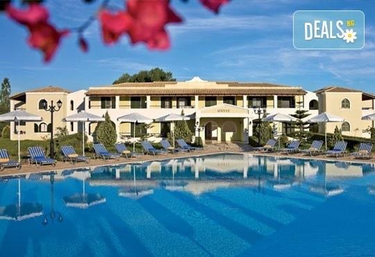 За 24-ти май на остров Корфу, Гърция: Петдневна почивка: 3 нощувки на база All Inclusive в Gelina Village Resort SPA 4*, с нощен преход! - Снимка 1
