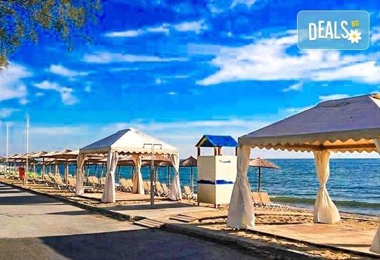 Почивайте през юли и август в Poseidon Palace 4*, Олимпийска Ривиера, Гърция! 5 или 7 нощувки на база All Inclusive, ползване на басейн с чадъри и шезлонги! - Снимка 1