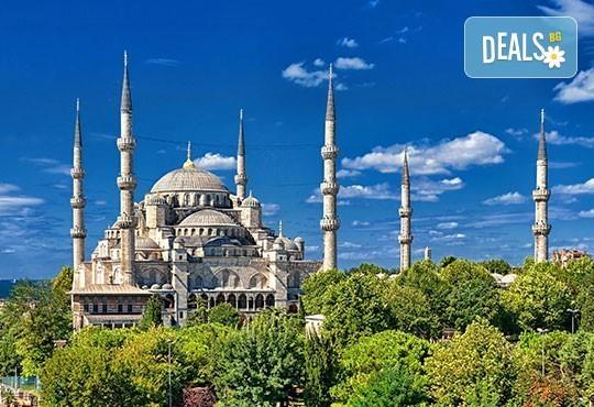 Четиризвезден уикенд в Истанбул през май и юни, с Дениз Травел! 2 нощувки в хотел 4*, със закуски, транспорт и бонус програма! - Снимка 2