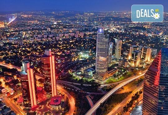 Четиризвезден уикенд в Истанбул през май и юни, с Дениз Травел! 2 нощувки в хотел 4*, със закуски, транспорт и бонус програма! - Снимка 1