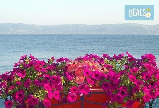 Майски празници на остров Евия, Гърция! 3 нощувки, закуски, вечери в Stefania Beach 3*, транспорт и екскурзия до Атина! - Снимка 1