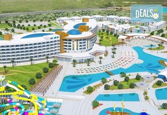 Почивка в Дидим, Турция през юни! 7 нощувки в хотел Aquasis De Luxe Resort & SPA 5* на база Ultra All Inclusive и транспорт! - Снимка 1