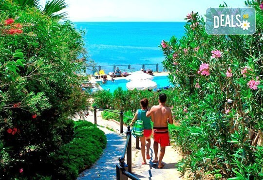 Хайде на море! Почивка в Дидим, Турция! 7 нощувки, All Inclusive в Didim Beach Resort 5*, възможност за транспорт! - Снимка 15