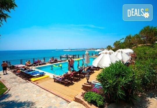 Хайде на море! Почивка в Дидим, Турция! 7 нощувки, All Inclusive в Didim Beach Resort 5*, възможност за транспорт! - Снимка 16