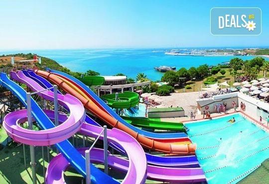 Хайде на море! Почивка в Дидим, Турция! 7 нощувки, All Inclusive в Didim Beach Resort 5*, възможност за транспорт! - Снимка 2