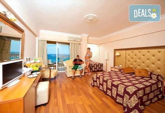 Хайде на море! Почивка в Дидим, Турция! 7 нощувки, All Inclusive в Didim Beach Resort 5*, възможност за транспорт! - Снимка 3