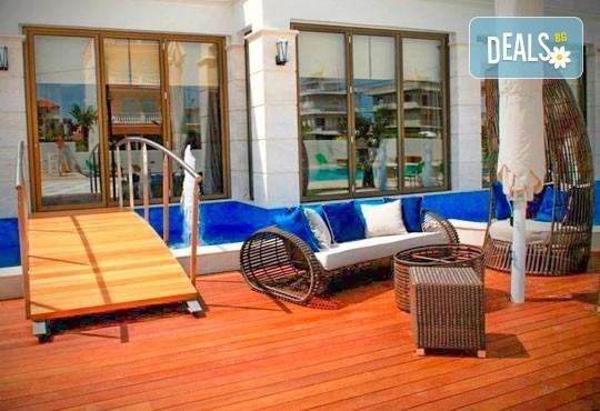 В разгара на лятото почивайте в Danai Hotel & Spa 4*, Олимпийска Ривиера, Гърция! 5 нощувки със закуски и вечери, безплатно за първо дете до 6г.! - Снимка 14