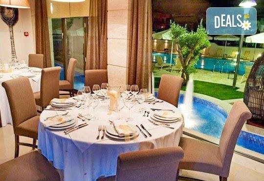В разгара на лятото почивайте в Danai Hotel & Spa 4*, Олимпийска Ривиера, Гърция! 5 нощувки със закуски и вечери, безплатно за първо дете до 6г.! - Снимка 16