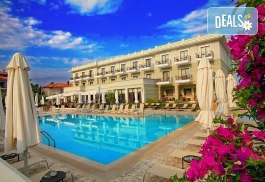 В разгара на лятото почивайте в Danai Hotel & Spa 4*, Олимпийска Ривиера, Гърция! 5 нощувки със закуски и вечери, безплатно за първо дете до 6г.! - Снимка 8