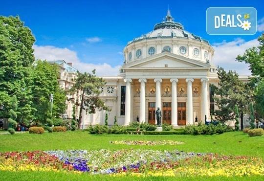 Уикенд през юни в Букурещ, Румъния! 1 нощувка, закуска, панорамна обиколка, посещение на Международния фолклорен фестивал в парка Чешмиджу и транспорт! - Снимка 2