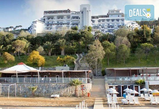 Петзвездна почивка от май до октомври в Кушадасъ, Турция! 7 нощувки на база Ultra Аll Inclusive в Ephesus Princess Hotel 5*, безплатно дете до 12 г.! - Снимка 17