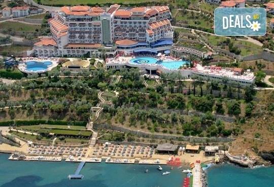 Петзвездна почивка от май до октомври в Кушадасъ, Турция! 7 нощувки на база Ultra Аll Inclusive в Ephesus Princess Hotel 5*, безплатно дете до 12 г.! - Снимка 18