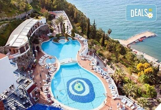 Петзвездна почивка от май до октомври в Кушадасъ, Турция! 7 нощувки на база Ultra Аll Inclusive в Ephesus Princess Hotel 5*, безплатно дете до 12 г.! - Снимка 1