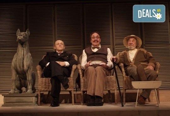 Гледайте Стефан Мавродиев в комедията Вятърът в тополите, Младежки театър, камерна зала, на 19.05., 19ч, билет за двама! - Снимка 3