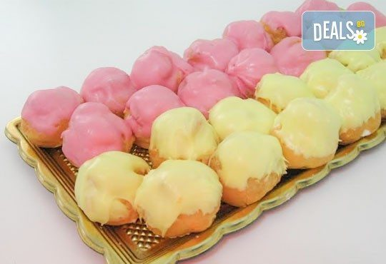 Детски рожден ден с торта, сладки, сок, сандвичи и аниматор на супер цена в новата Сладкарница Орхидея - Снимка 9