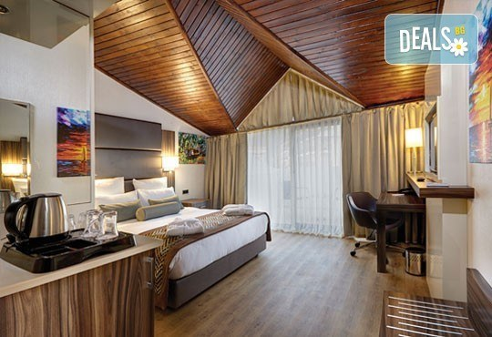 Супер почивка - на море през юли в Ramada Resort Hotel Akbuk 4+*, Дидим! 7 нощувки, All Inclusive и възможност за транспорт! Дете до 11 години безплатно! - Снимка 3