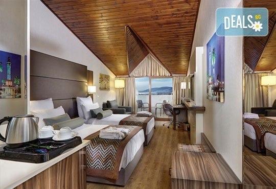Супер почивка - на море през юли в Ramada Resort Hotel Akbuk 4+*, Дидим! 7 нощувки, All Inclusive и възможност за транспорт! Дете до 11 години безплатно! - Снимка 4