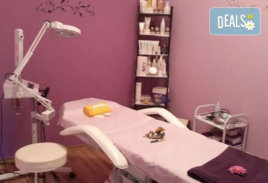 Вечно млада кожа с лифтинг терапия с баобаб и масаж на лице в студио за красота Дежа Вю, Студентски град! - Снимка 3