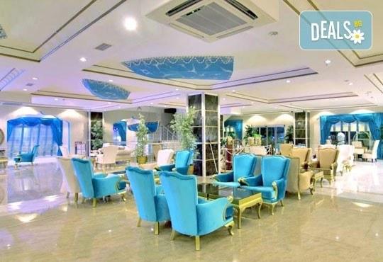 Почивка със самолет в Анталия от 28 май до 4 юни! 7 нощувки, Ultra All Inclusive в хотел Daima Biz Resort 5*, двупосочен билет, летищни такси и трансфери - Снимка 7