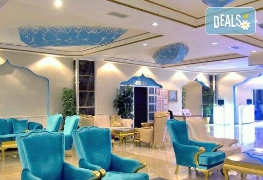 Почивка със самолет в Анталия от 28 май до 4 юни! 7 нощувки, Ultra All Inclusive в хотел Daima Biz Resort 5*, двупосочен билет, летищни такси и трансфери - Снимка 8
