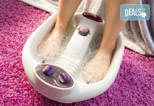 150-минутен SPA-MIX: масаж на цяло тяло, Hot Stone терапия, китайски динамичен и точков масаж на лице, йонна детоксикация! - Снимка 4