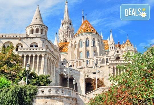 Екскурзия през май до перлата на Дунав - Будапеща с възможност за посещение на Виена: 2 нощувки със закуски, транспорт и екскурзовод! - Снимка 1