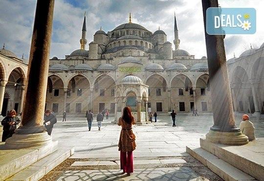 Екскурзия през май или юни до Истанбул, Турция: 2 нощувки, 2 закуски, транспорт и екскурзовод от Еко Тур! - Снимка 8