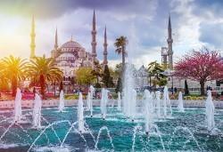 През май или юни до Истанбул, Турция: 2 нощувки, 2 закуски, екскурзовод и транспорт