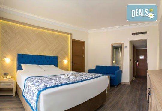 Почивка в Кушадасъ, Турция, през юни или септември! 7 нощувки в Club Hotel Ephesus Princess 5* на база Ultra All Inclusive, възможност за транспорт! - Снимка 7