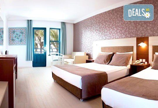 Почивка в Кушадасъ, Турция, през юни или септември! 7 нощувки в Club Hotel Ephesus Princess 5* на база Ultra All Inclusive, възможност за транспорт! - Снимка 6