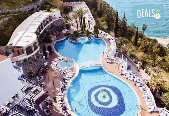 Почивка в Кушадасъ, Турция, през юни или септември! 7 нощувки в Club Hotel Ephesus Princess 5* на база Ultra All Inclusive, възможност за транспорт! - Снимка 3
